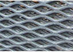 Expanded metal wire