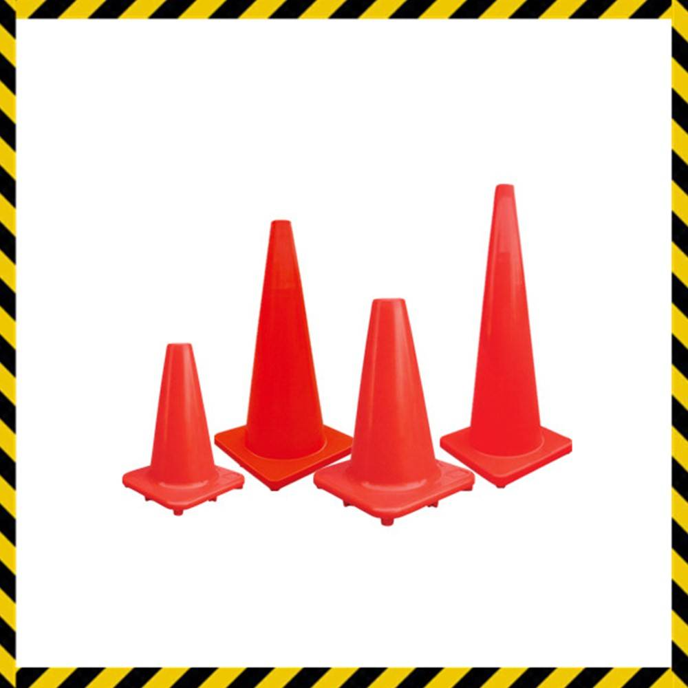 PVC reflective road traffic road cone