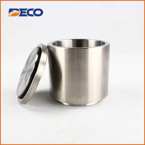 Stainless Steel Ball Mill Jar