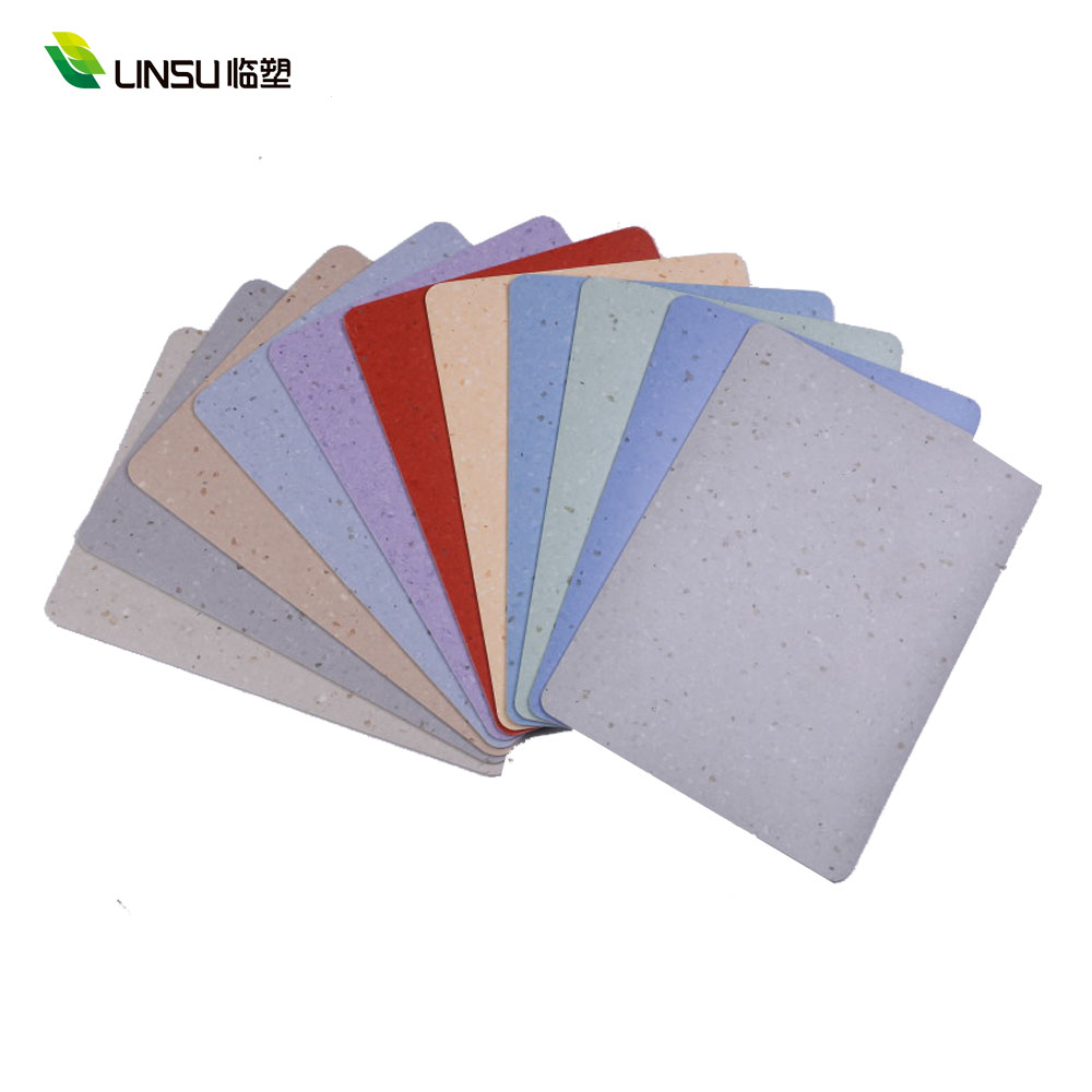 2.0mm PVC Vinyl Homogeneous Flooring for Hospital Operating Rooms