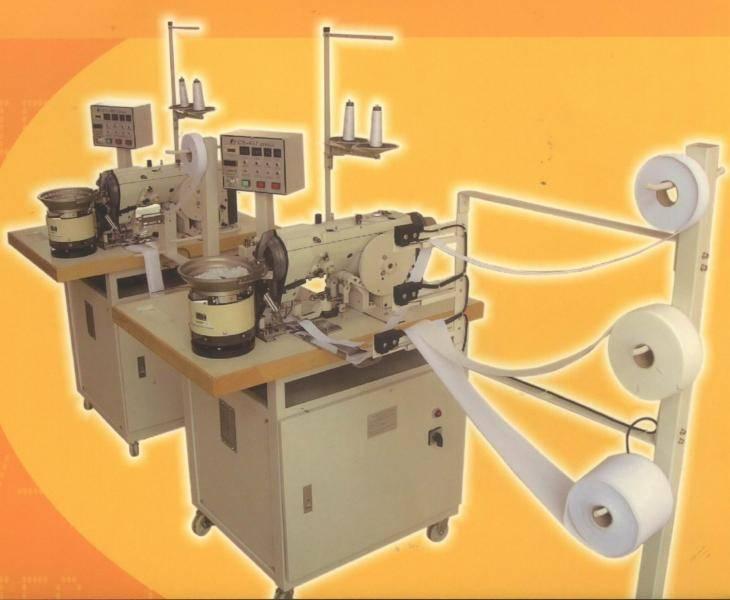 Hook & Eye Sewing Machines