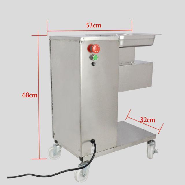 Meat cutter machine supplier QE 500Kg/H
