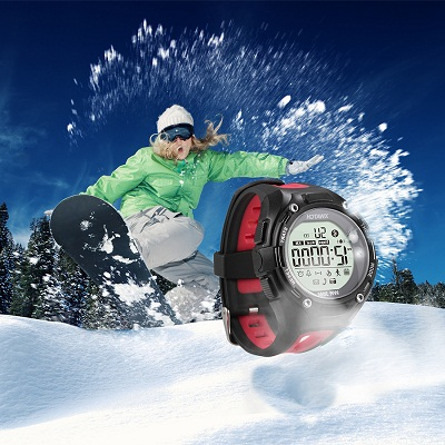 XWatch Bluetooth Sports Smart Watch Night Visible Outdoor Running Waterproof Fitness Watch Sleep Tra