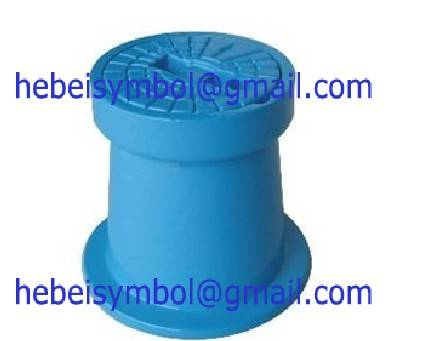cast iron surface box for valve and hydrant box