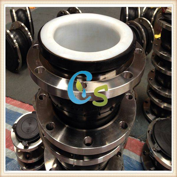 PTFE Rubber joint 304 FLANGE