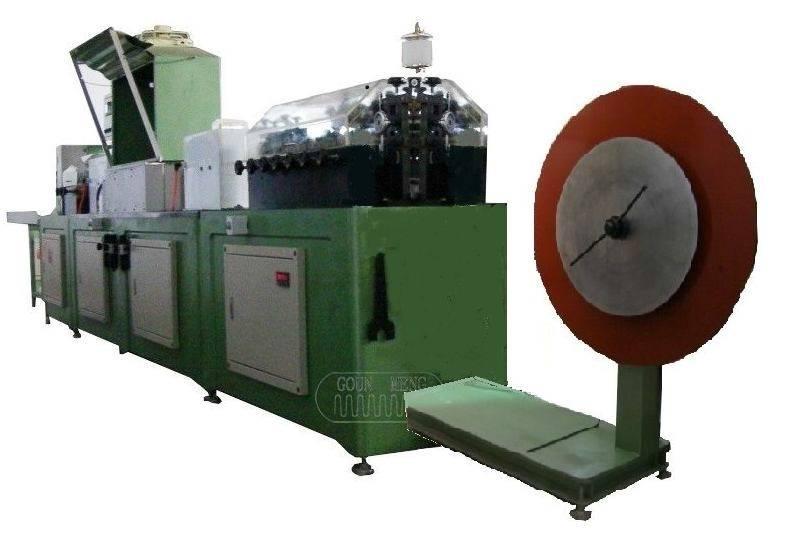 single tinning tube machine