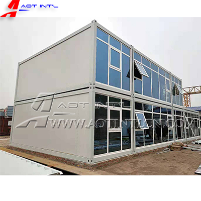 Container Office Construction Site House