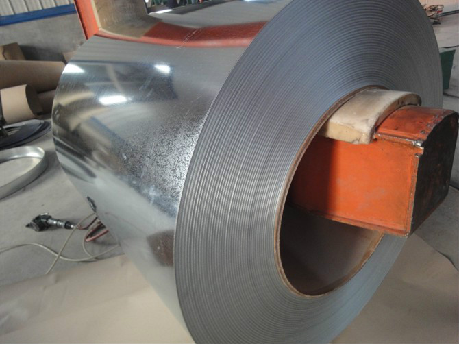 1.2mm hot dipped galvanized steel coil