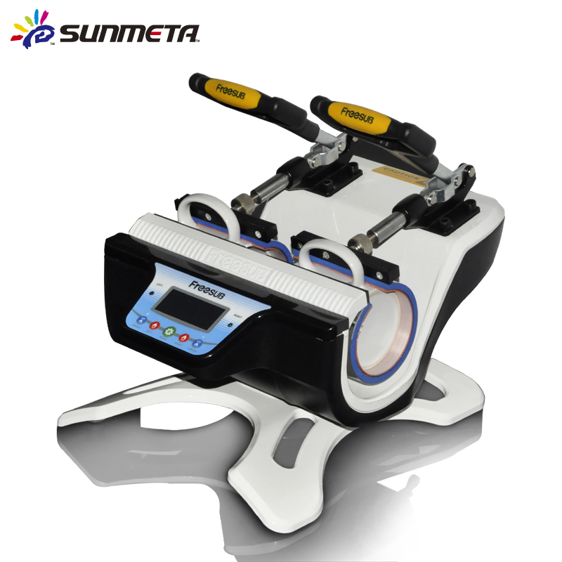 Double-station Mug heat Press Sublimation Machine