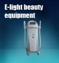E-light hair removal (IPL+RF) and speckle removal beauty machine