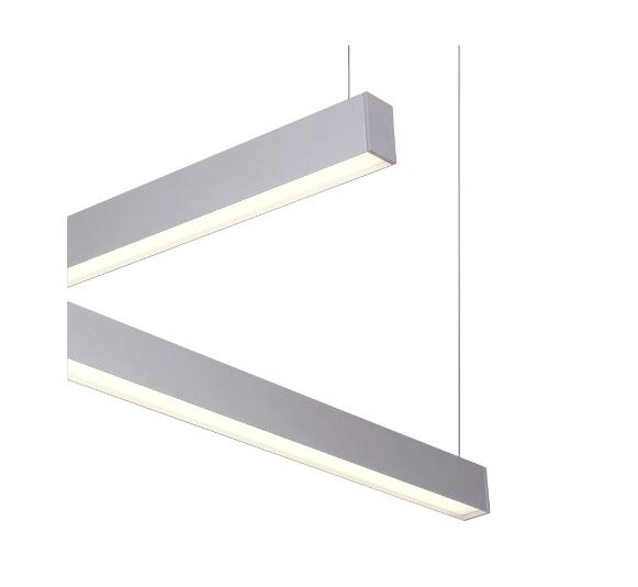 IP20 LED linear light pendant lighting high quality extruded aluminum alloy