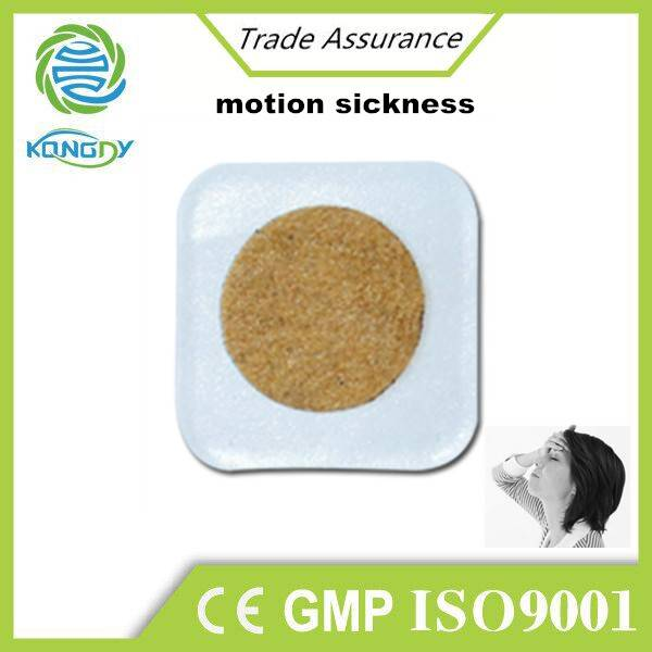 OEM wholesaler herbal material motion sickness patch supplier