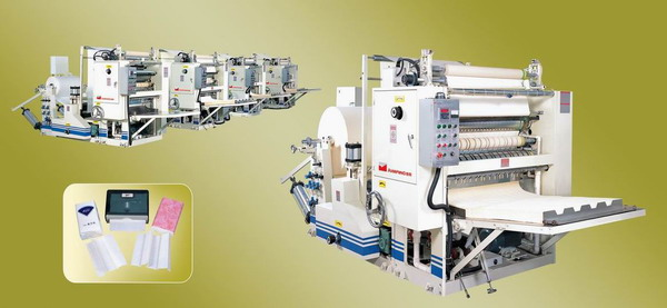 Hand Towel Paper Machine (HZ-3Z-N)