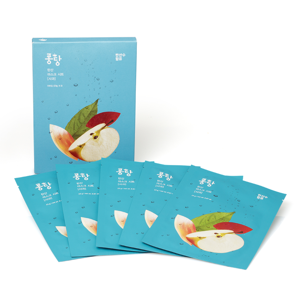 PongDang Sparkling Apple Mask Sheet