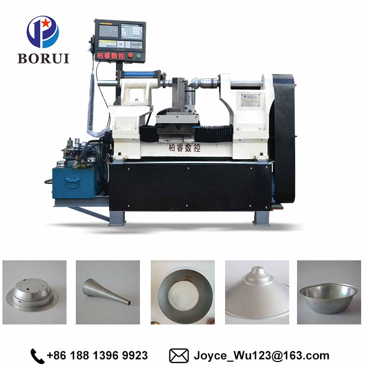 powerful metal spinning machinery small steel lathe machine machines for business