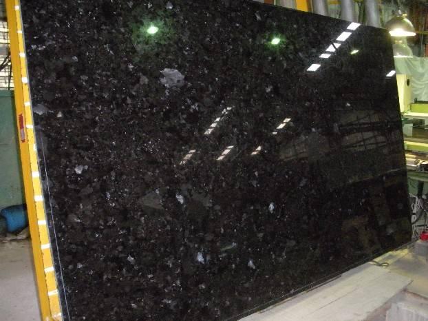 Marron cohiba / Angola Brown granite slab