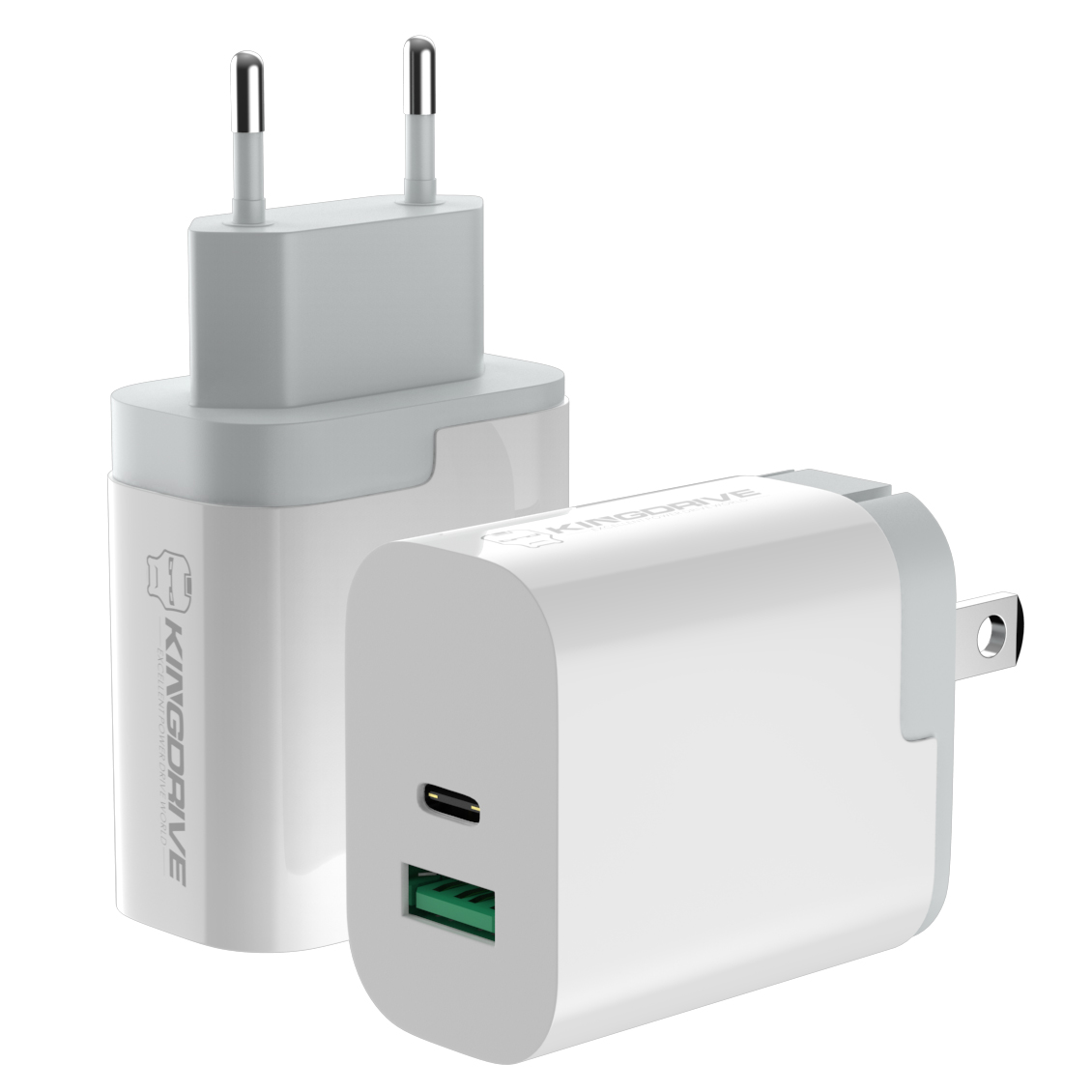 New products Australian plug Qualcomm quick wall charger QC 3.0 5v 3A simple port usb travel charger