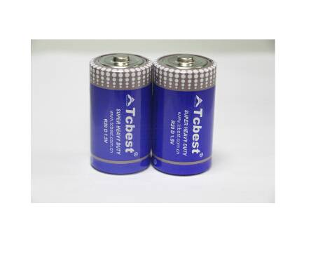 R20P battery 1.5v D size