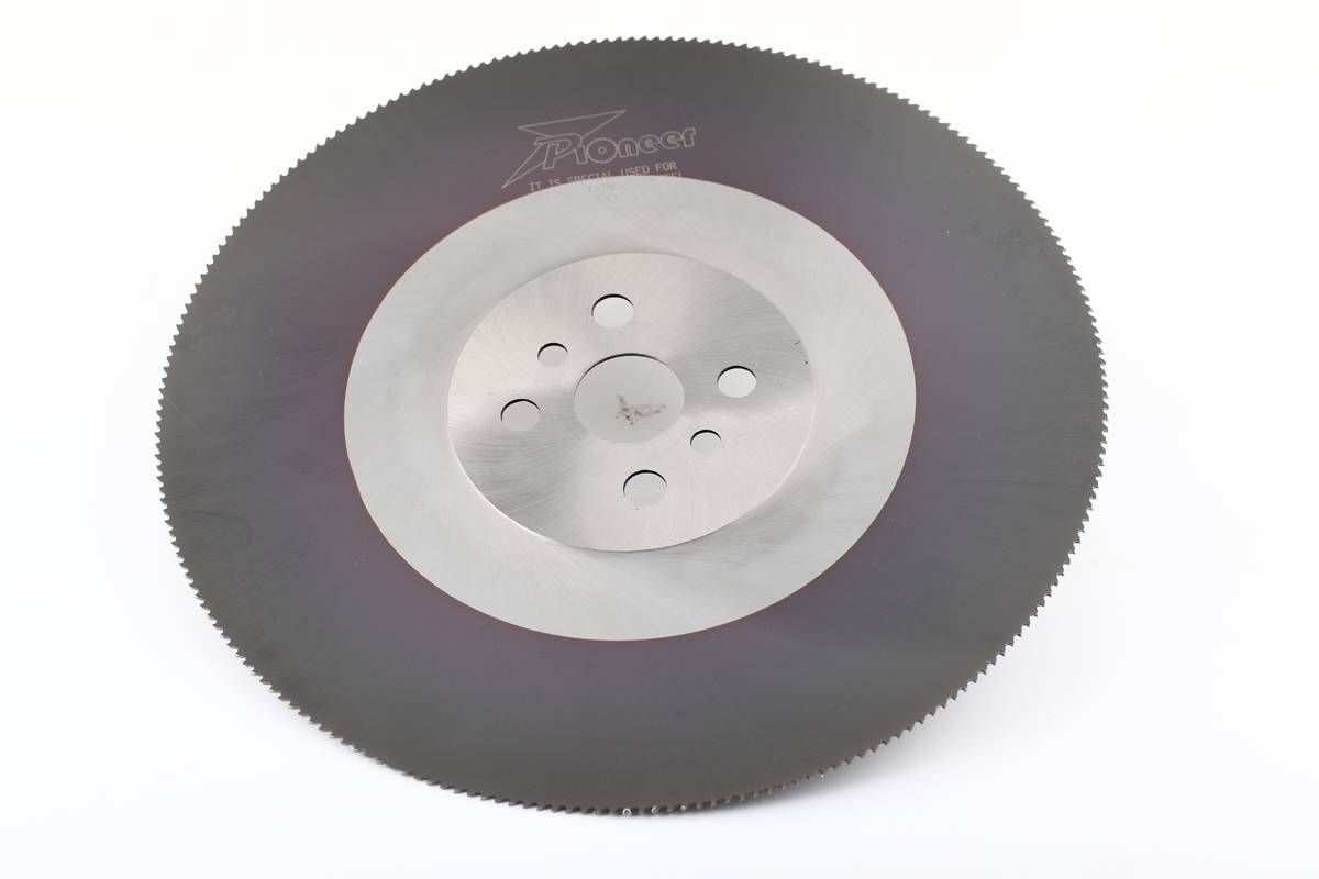 HSS-DMo5 saw blade