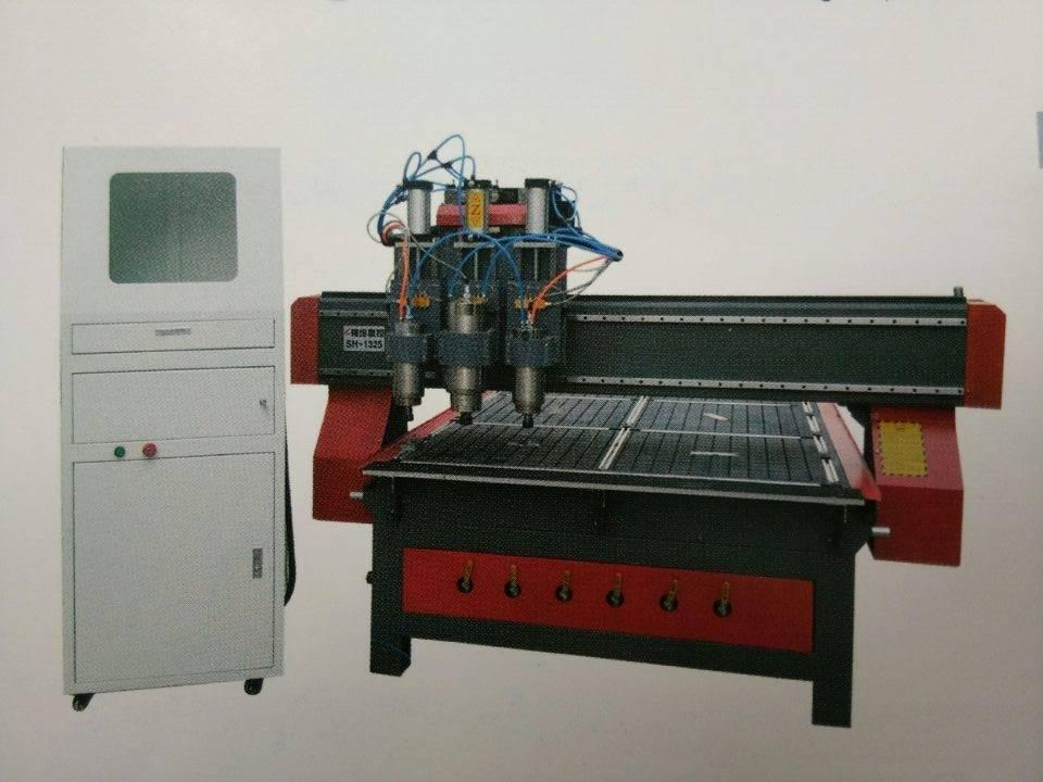 CNC Automatic Tools Changing Machine SH1325
