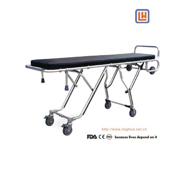 Trolley Mortuary Cot for Body Transfer in funeral