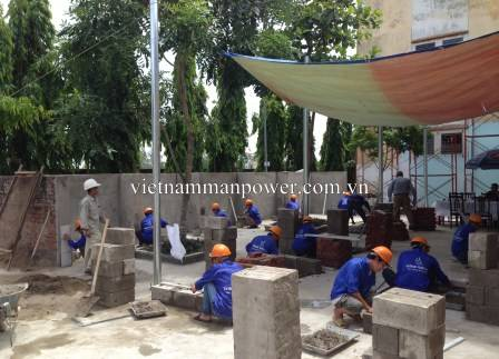 Masons- Vietnam Manpower