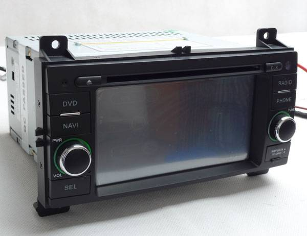 Car DVD Player GPS Radio For Jeep Grand Cherokee,E6053
