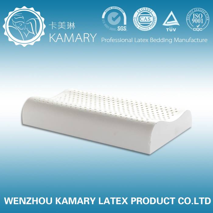 Korea Popular latex foam pillow