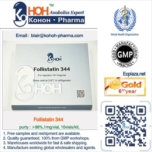 Follisatin344 Peptides(Keifei,Somatotropin,Kigtropin,Hygetropin,Jintropin)