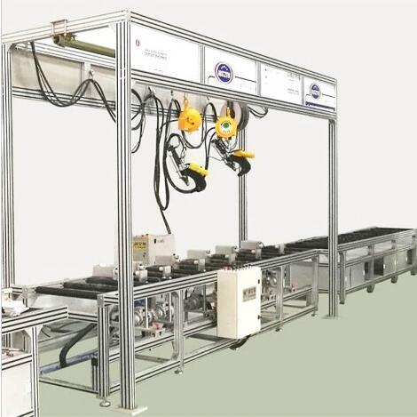 Busbar Manual Assembly MachineTwo-Piece Manual Assembly Machine