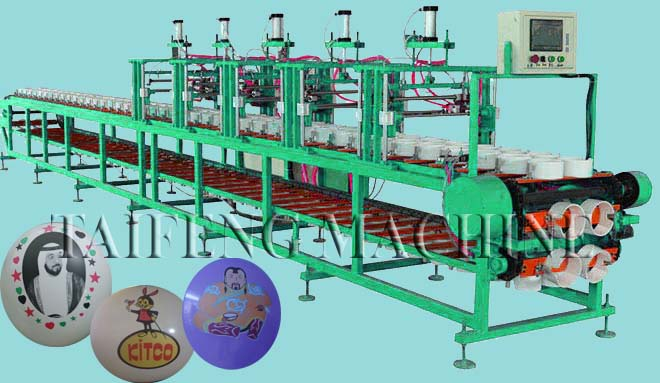 New design and good quality balloon printing machine for sale