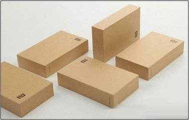 All kinds of kraft paper carton production