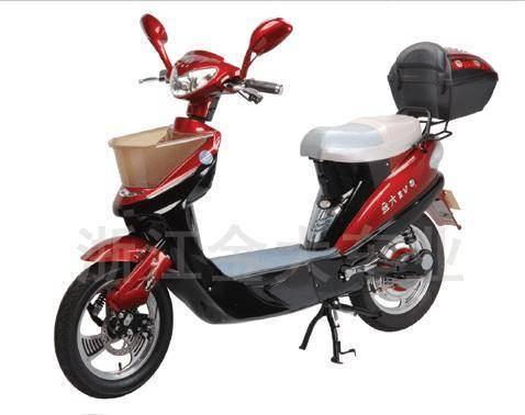 Electric Scooter with Pedal (AG-ES01)