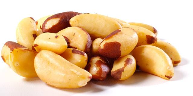 Whole & Broken Raw Brazil Nuts (no Shell) Roasted (salted &unsalted)