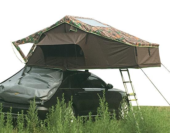 Roof tent CARTT02-1-1 Folding Roof Top Tent Car Top Tent Supplier