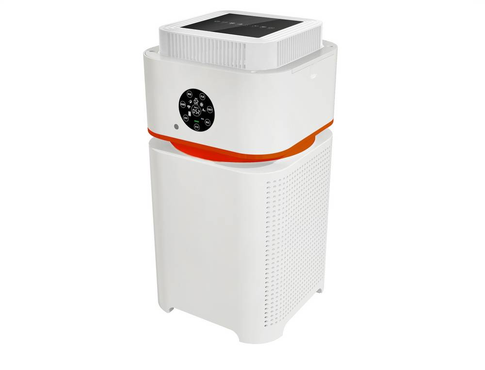 Quality home air purifier HEPA filter type air purifier ZZ-308A