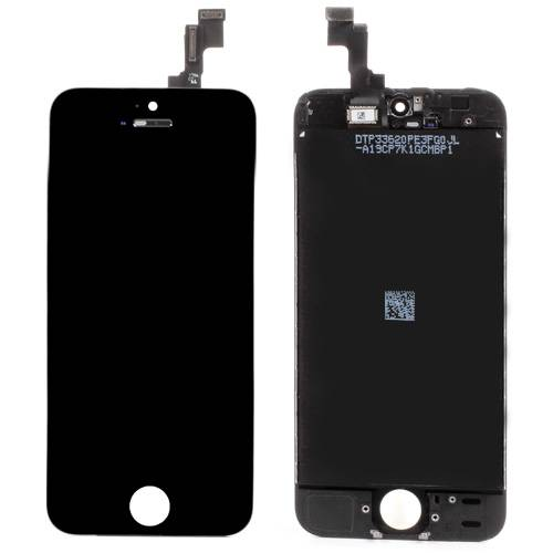 A LCD Replacement Completely For iPhone 5G Black USD33.00/PCS