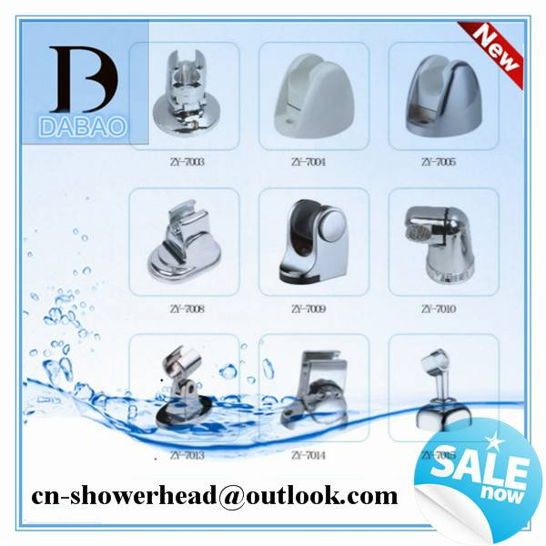 Wall Mounted Adjustable Shower Head Holder and Shower Bracket