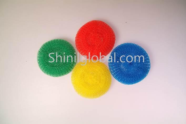 Plastic net Sponge(SPN)