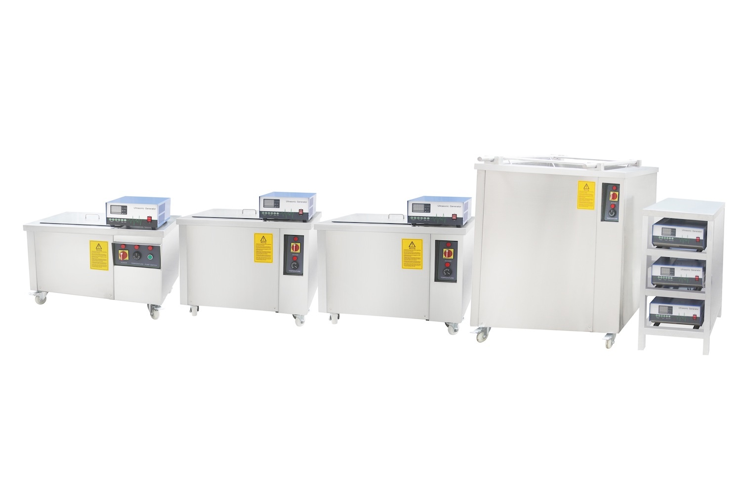 40L-300L Industrial Ultrasonic Cleaner Machine