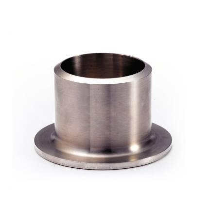 stainless steel stub end