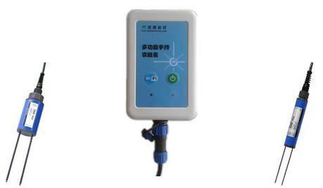 QT-PICO Soil Moisture Temperature Sensor