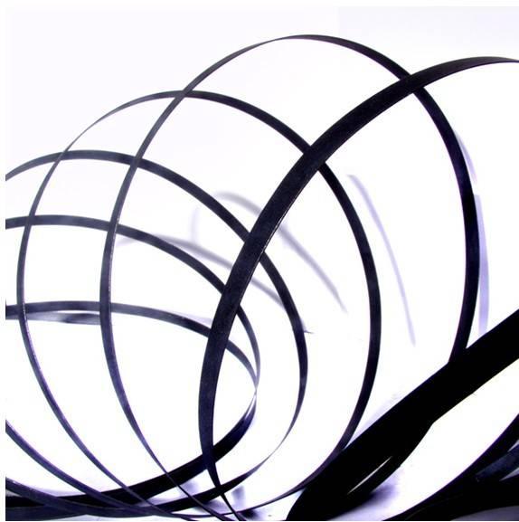 DNV Titanium mixed metal oxide coated ribbon anode