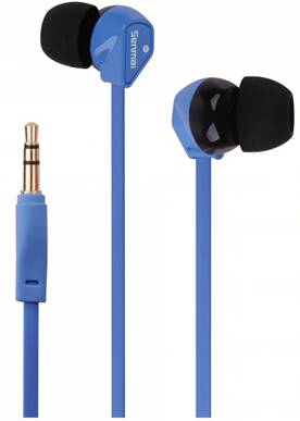 Senmai dynamic stereo in-ear earphone with good quality