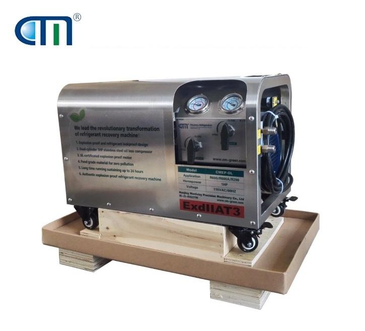 CMEP-OL Refrigerant Recovery Machine Good Quality