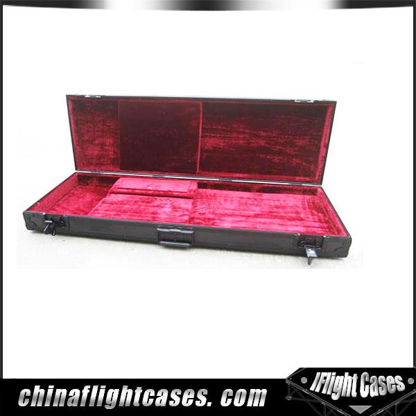 Guitar case aluminum hardware