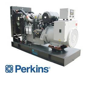 25kw Perkins open type genset