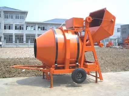 diesel engine jzc 350 concrete mixe New Condition Automatic Concrete Mixer jzc