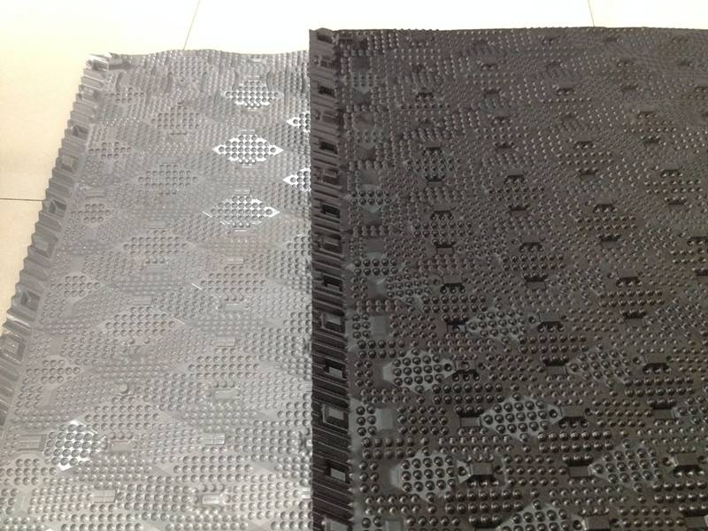 1000mm cooling tower fill, Customized cooling tower infill