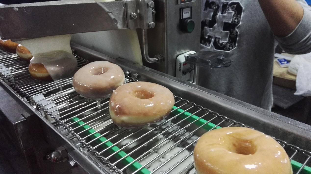 Small Capacity Doughnut Production Line-yufeng